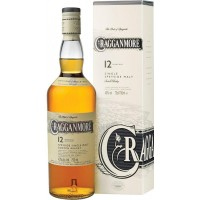 Виски Шотландии Cragganmore 12 yo / Краганморе 12 лет, 0.7 л (под.уп) [5000281005430]
