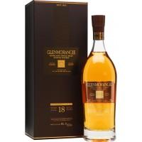 Виски Шотландии Glenmorangie 18 yo, 40%, 0.7 л / под. уп.) [5010494564273]
