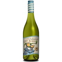 Вино ЮАР The Grinder Chenin Blanc / Грайндер Шенен Блан, Бел, Сух, 0.75 л [6009880016006]