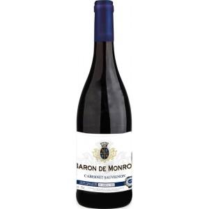 Вино Франции Baron de Monroe Cabernet Sauvignon, кр, сух, 0.75 л [3186127800765]