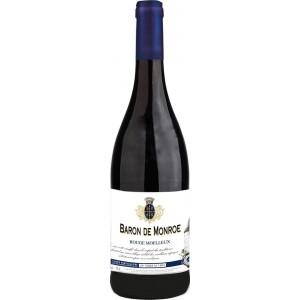 Вино Франции Baron de Monroe Rouge Moelleux / Барон де Монро, Кр, П/Сл, 0.75 л [3186127800826]