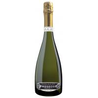 Вино игристое Италии Salatin Prosecco Extra Dry DOC Treviso / Салатин Просекко Экстра Драй, 11%, бел, сух, 0.75 л [8003140830010]