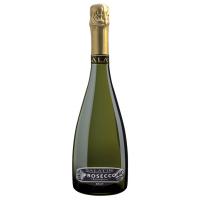 Вино игристое Италии Salatin Prosecco Brut / Салатин Просекко Брют, Бел, Брют, 0.75 л [8003140830027]