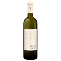 Вино Италии Salatin Pinot Grigio / Салатин Пино Гриджо, Бел, Сух, 0.75 л [8003140830232]