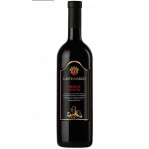Вино Италии  Varietale Merlot Rosso / Вариетале Мерло Россо, Кр, Сух, 0.75 л [8005890800855]