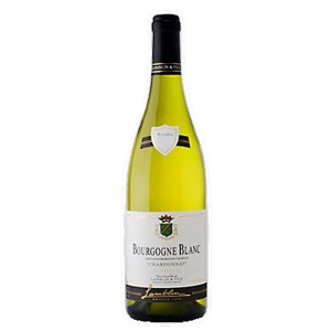 Вино Франции Lamblin & Fils Laforet Bourgogne Chardonnay / Ламблен и Фис Лафоре Бургонь Шардоне, бел, сух, 0.75 л [3269390034010]
