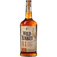 Бурбон США Wild Turkey 81 / Уайлд Туркей 81, 0.7 л [8000040500012]