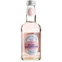 Лимонад Великобритании Fentimans Rose / Фентиманс Розе, 0.275 л [5029396738576]