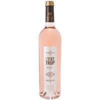 Вино Франции Saint Tropez C'Est Trop / Сан Тропе Се Троп, Роз, Сух, 0.75 л [3245020005377]