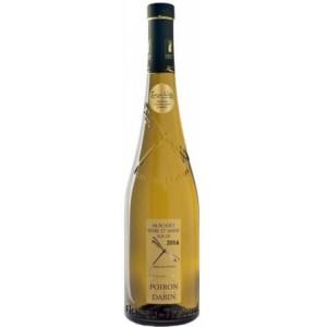 Вино Франции Poiron Dabin Muscadet Sevre et Maine Sur Lie  / Поирон Дабин Севр е Мен Сьор Ли, Бел. Сух. 0.75 л [3493863116167]