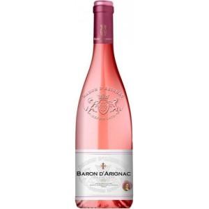 Вино Франции Baron d'Arignac Rose / Барон д'Ариньяк Розе, Роз, Сух, 0.75 л [3500610051111]