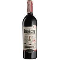 Вино Франции Gourmet Pere & Fils Entrecote / Гурме Пере и Фис Антрекот, кр, п/сух, 13%, 0.75 л [3500610103513]