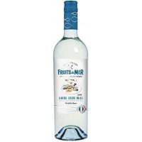Вино Франции Gourmet Pere & Fils Fruits de Mer Entre Deux Mers / Гурме Пере и Фис Фрутс де Мер Антр Де Мерс, Бел, Сух, 0.75 л [3500610121883]