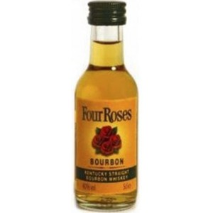 Бурбон США Four Roses / Фо Роузес, 0.05 л [5000299101742]