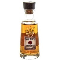 Бурбон США Four Roses Single Barrel / Фо Роузес Сингл Баррел, 0.05 л [5000299603215]