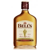Виски Шотландии Bell's Original / Беллс Ориджинал, 0.2 л [5000387790541]