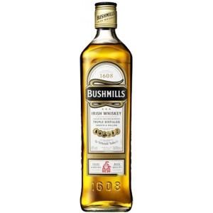 Виски Шотландии Bushmills Original 6 yo / Бушмилс Ориджинал 6 ео, 0.5 л [5010103934015]