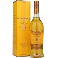 Виски Шотландии  Glenmorangie Original 10 yo / Гленморанджи Ориджинал, 10-летний, 1 л (под.уп.) [5010494560121]