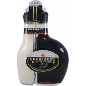 Ликер Ирландии Sheridan's / Шериданс, 0.7 л [5011013500680]