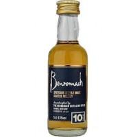 Виски Шотладии Benromach, односолодовый, 10 yo, 40%, 0.05 л [5020613042230]