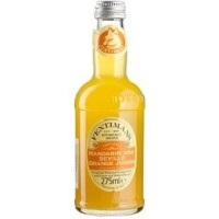 Лимонад Великобритании Fentimans Mandarin & Seville Orange Jigger / Фентиманс Мандарин & Севиль Оранж Джиггер, 0.275 л [5029396322775]