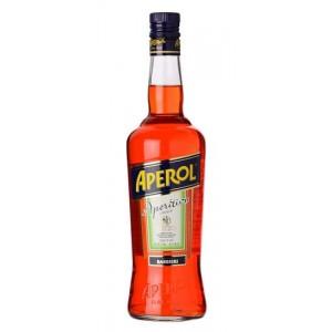 Настойка Италии Aperol Aperetivo / Апероль Аперитиво, 1 л [8002230000012]