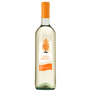Вино Италии Terra Fresca / Терра Фреска, Бел, П/Сух, 0.75 л [8008900005219]