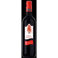 Вино Италии Terra Fresca, 10.5%, Кр, П/Сл, 0.75 л [8008900005226]