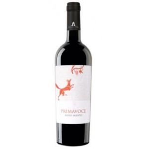 Вино Италии Masseria Pietrosa Primavoce Rosso Salento / Массерия Пьетроза Примавоче Россо Саленто, Кр, Сух, 0.75 л [8023354031614]