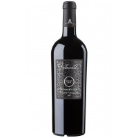 Вино Италии Masseria Pietrosa Palmenti Negroamaro Old Vines 2012, 14.5%, кр, сух, 0.75 л [8023354040814]