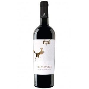 Вино Италии Masseria Pietrosa Primavoce Primitivo Salento / Массерия Пьетроза Примавоче Примитиво Саленто, Кр, Сух, 0.75 л [8023354061611]