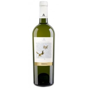 Вино Италии Masseria Pietrosa Verdeca / Массерия Пьетроза Вердека, Бел, Сух, 0.75 л [8023354080414]