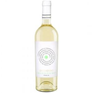 Вино Италии DOMODO Chardonnay Puglia / Домодо Шардоне Апулия, Бел, Сух, 0.75 л [8023354244212]