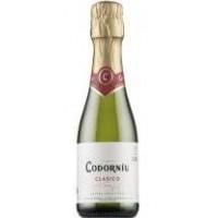 Вино игристое Испании Codorniu Clasico Semi-Seco / Кодорнью Класико Семи-Секо, Бел, П/Сух, 0.2 л [8410013997334]