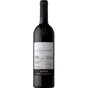 Вино Испании La Vicalanda Reserva / Ла Викаланда Резерва, Кр, Сух, 0.75 л [8411543111719]