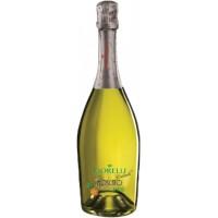 Винный напиток Италии Fiorelli Moscato Ananas / Фиорелли Москато Ананас, Бел, Сл, 0.75 л [8002915005806]