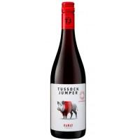 Вино Франции Tussock Jumper Gamay / Тассэк Джампер Гаме, Кр, Сух, 0.75 л [3760204540395]