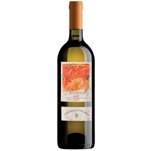 Вино Италии Rovereto Gavi di Gavi / Роверето Гави ди Гави, Бел, Сух, 0.75 л [8002365001700]