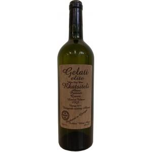 Вино Грузии Gelati Rkatsiteli / Гелати Ркацители, Бел, Сух, 0.75 л [4860108930229]