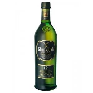 Виски Glenfiddich 12 yo / Гленфиддик 12 ео, 0.5 л [5010327326108]