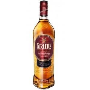 Виски Шотландии Grant's Family Reserve / Грантс Фэмили Резерв, 0.5 л [5010327000091]
