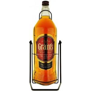 Виски Шотландии  Grant's Family Reserve / Грантс Фэмили Резерв, 4.5 л [5010327000510]