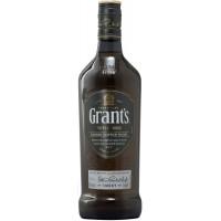 Виски Шотландии Grant's Triple Wood Smoky / Грантс Трипл Вуд Смоки, 0.7 л [5010327255033]