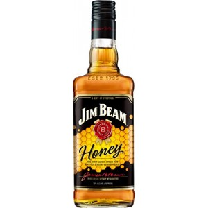 Бурбон США Jim Beam Honey 4 yo / Джим Бим Хани 4 ео, 0.7 л [5060045583062]