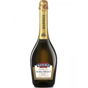 Вино игристое Украины Marengo / Маренго, Бел, П/Сл, 0.75 л [4820004923589]