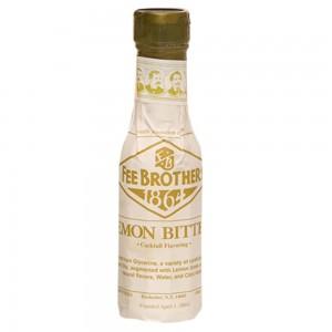Биттер США Fee Brothers Lemon / Фи Бразерс Лимон, 0.15 л [791863140544]