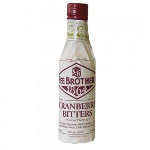 Биттер США Fee Brothers Fee Brothers Cranberry /Клюква /, 4.1%, 0.15 л [791863140698]
