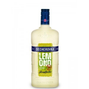 Настойка Чехии Becherovka Lemond / Бехеровка Лимон, 20%, 0.5 л [8594405105504]