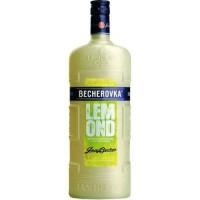 Настойка Чехии Becherovka Lemond / Бехеровка Лимон, 1 л [8594405105528]