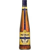 Бренди Греции  Metaxa Honey 5 * / Метакса 5 лет, 38%, 1 л [5202795120085]